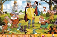 Zaisti: Hidden Objects Snow White